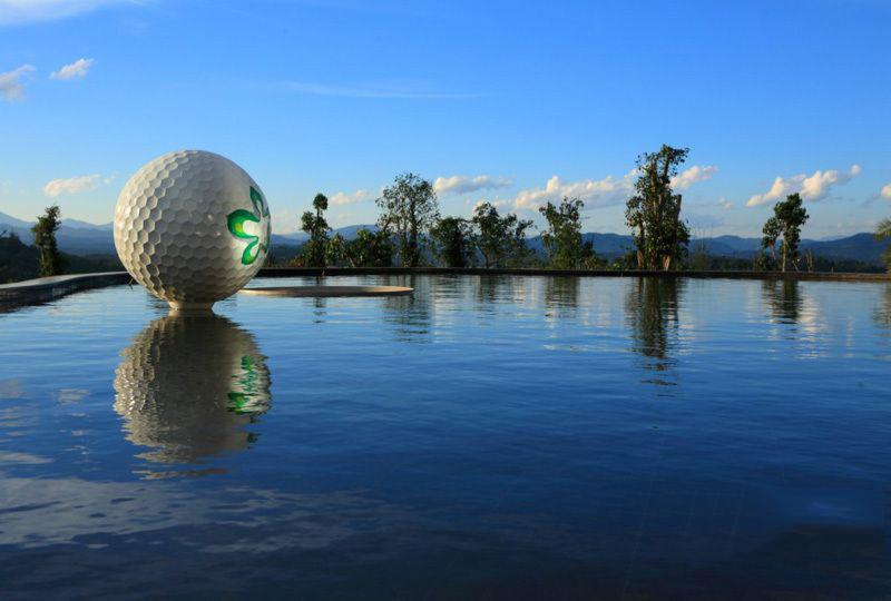 勐巴拉国际旅游度假区-实景图