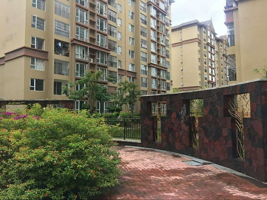 浩宇大城实景图