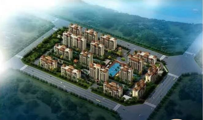 华侨城椰海蓝天