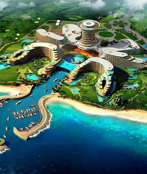 国信龙沐湾