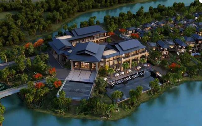 融创海棠湾别墅已经封顶 总价714万/套起