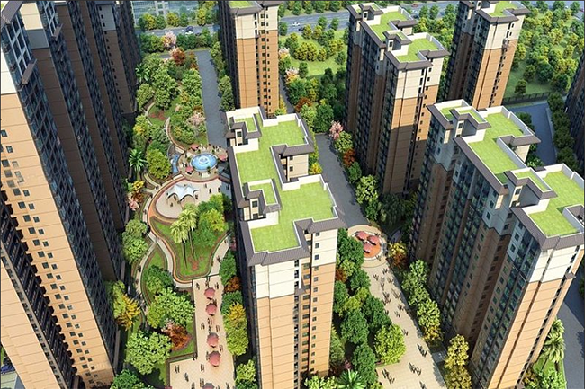 中金海湾壹号预计交房时间2022年3月底