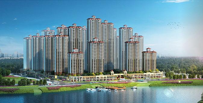 龙光玖珑湖