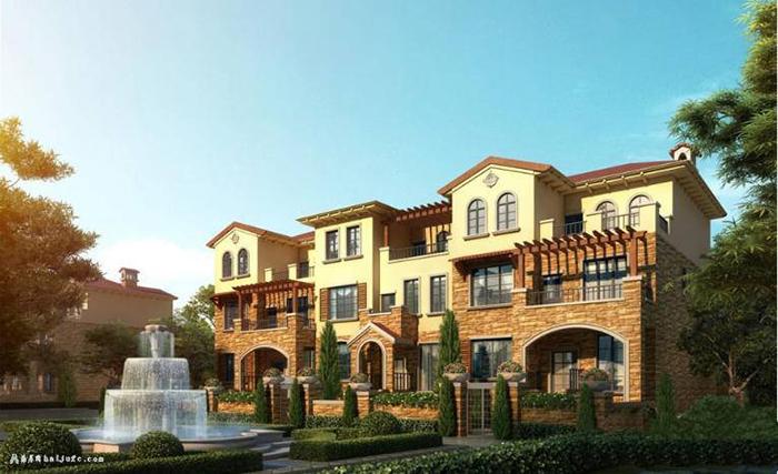 中电海湾国际社区在售户型为56-108㎡一至三居室