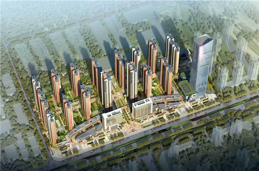大中华·幸福城