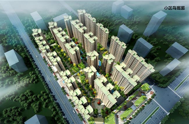 园辉新都项目均价为8000元/平