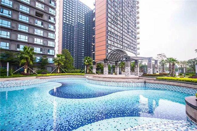 兆信禧悦湾均价为:9600元/平方米