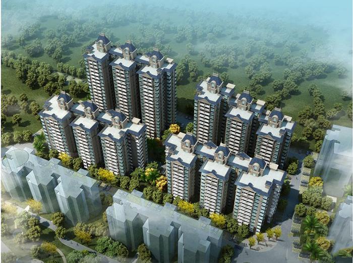 南国威尼斯城在售,三期公寓建筑面积63.74-80.05㎡一至二房户型