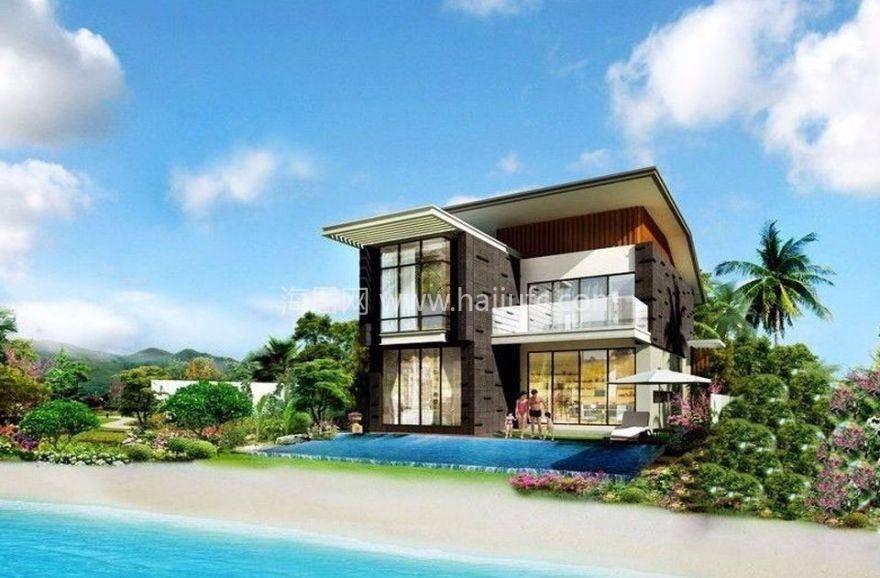 合景汀澜海岸公寓及别墅产品在售