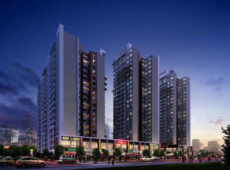 永翔·时代名苑在售主力户型为103平-128.92平2居-3居