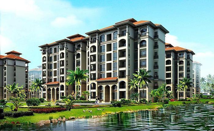 南国威尼斯城项目别墅优惠总价574—684万/套