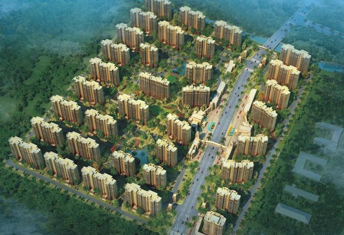 天朗椰岛小城目前一楼推出特价 64万/套起