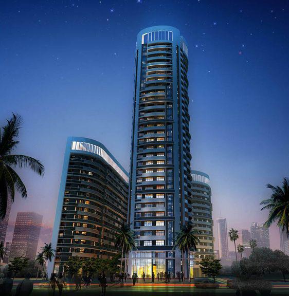 嘉鹏海韵居项目在售1#楼