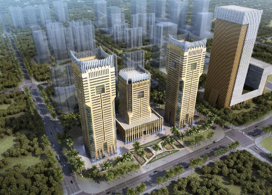 互联网金融大厦在售价格为:28000元/平方米