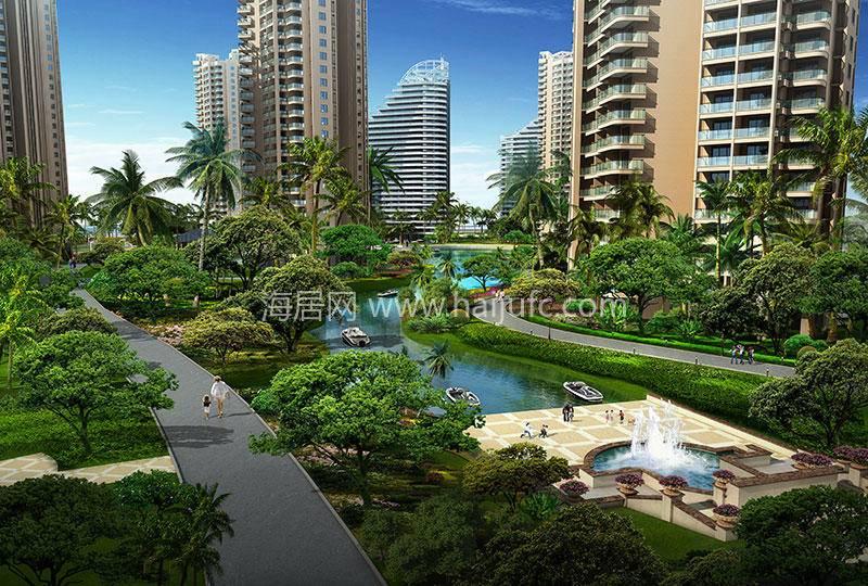 长岛蓝湾均价为:13500元/平方米