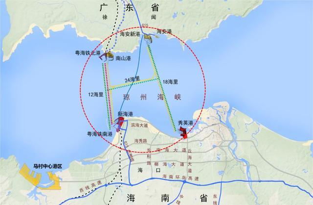重磅!海南过海时间将缩短!广东建了这个全球最大的项目