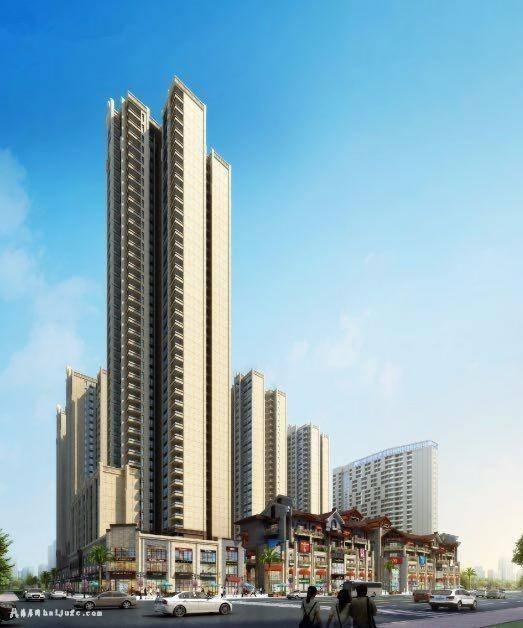 桂海世贸广场在售价格为:7300元/平方米