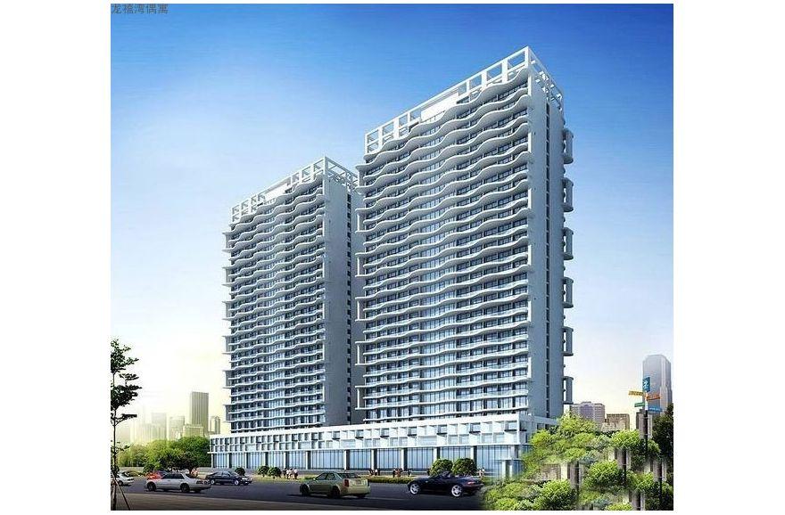 龙禧湾偶寓在售均价约39.8万元/套起